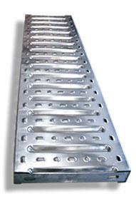 Gradini per scale esterne di sicurezza sara steel - Gradini in pietra per scale esterne ...
